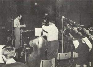 Luglio 1967 - Sala di Registrazione 'La voce del Padrone'