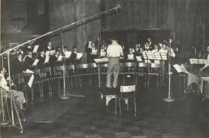 Luglio 1967 - Sala di Registrazione 'La voce del Padrone' bis