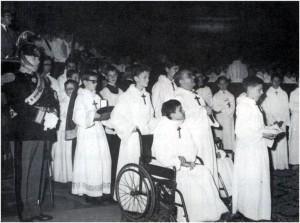 Luglio 1967 - XI Congresso Pueri Cantores