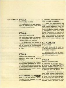 La stampa dell'epoca