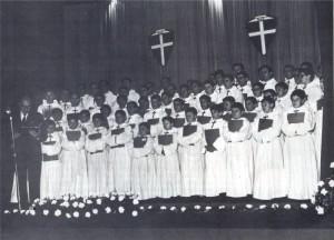 Roma 1960 - VIII Congresso Internazionale Pueri Cantores